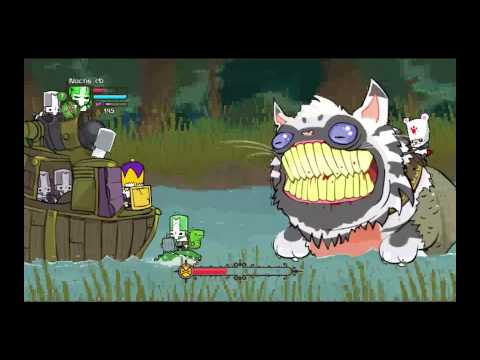 Castle Crashers EP5 -Motherfucking DOLLY