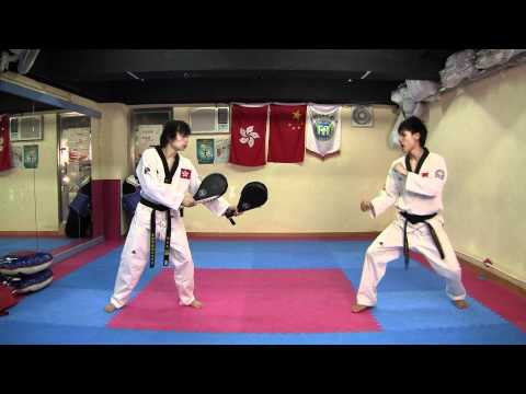 HobbyPRESS Extreme Sports HD Video: TKD Combo Kicks, Turning Kicks, Single Kicks (Long Edition)