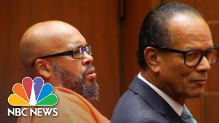 Plea Deal Will See 'Suge' Knight Jailed For 28 Years | NBC News - NBCNEWS