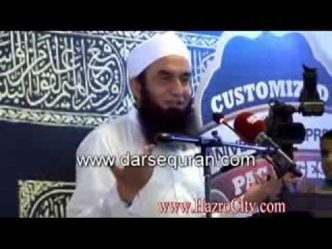 Bian before going to Hajj by Maulana Tariq Jamil Sahib in Karachi, Part 02