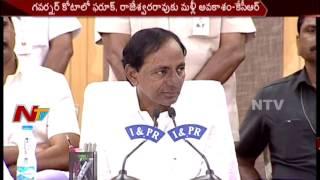 CM KCR about TRS Party Manifesto    Telangana Cabinet Meeting    NTV - NTVTELUGUHD