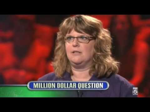 Are You Smarter Than A 5th Grader 1st Million Winner