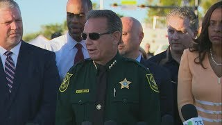 Florida school shooting: Broward County Sheriff gives update  | ABC News - ABCNEWS