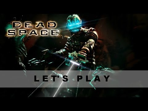 Let's Play Dead Space [ Blind & German ] #006 Angst vorm schwarzen Mann