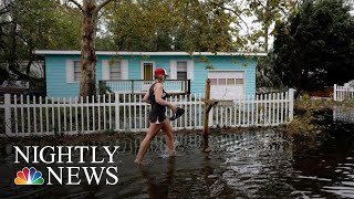 Dangerous Flooding Continues In The Carolinas | NBC Nightly News - NBCNEWS