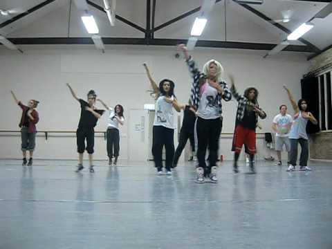 'can't help but wait' trey songz choreography by Jaz Meakin (Mega Jam)