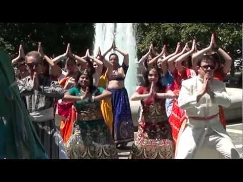 I Wanna be an Indian Dance Star (RadheSyam dance studio)