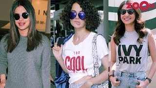 The Boyfriend Styles by Priyanka Chopra, Anushka Sharma, Kangana Ranaut | Fashion Friday - ZOOMDEKHO