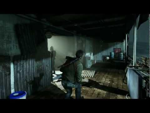 UNCHARTED 3 Cruise Ship direct feed - E3 2011 demo