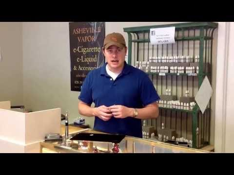 """Is it time to change your atomizer? A quick """"how to"""" with Jeremy from Asheville Vapor"""