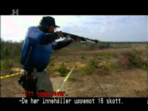 Jerry Miculek - gyva legenda (video 1 iš 2)