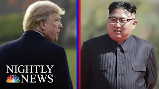 North Korea Drops Removal Of U.S. Troops As Condition For Denuclearization | NBC Nightly News - NBCNEWS