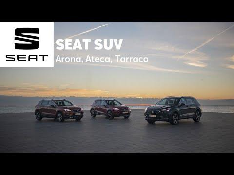 Autoperiskop.cz  – Výjimečný pohled na auta - Produktová ofenziva Tři SUV značky SEAT poprvé společně na silnici