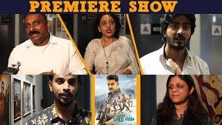 Operation Gold Fish Movie Premier Show Talk || Aadi, Sasha Chettri, Nitya Naresh || Adivi Sai Kiran - IGTELUGU