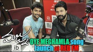 Majnu Oye Meghamla song launch at Red FM 93.5 - idlebrain.com - IDLEBRAINLIVE