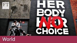 Ireland prepares for possible abortion ban repeal - FINANCIALTIMESVIDEOS