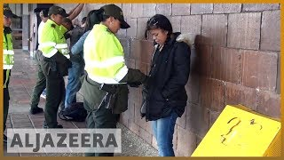 🇨🇴 Colombia's cannabis users light up in protest against crackdown | Al Jazeera English - ALJAZEERAENGLISH