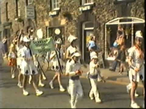Parade Norton and Malton, North Yorkshire 1987