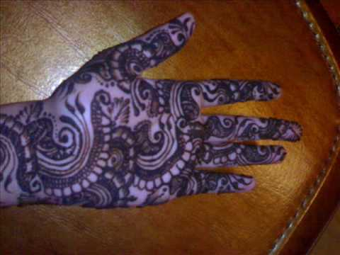 arabic mehndi design p2