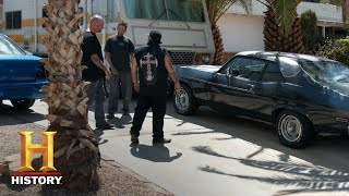 Counting Cars: Mike and Shannon Talk to An Owner About His Nova (S7, E18) | History - HISTORYCHANNEL