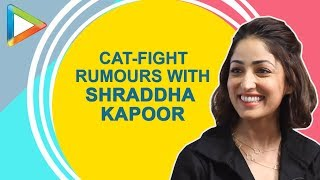Yami Gautam BREAKS SILENCE on Cat-Fight rumours with Shraddha Kapoor | BGMC | URI - HUNGAMA