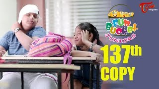 Fun Bucket JUNIORS | Episode 137 | Telugu Comedy Web Series | by Nagendra K | TeluguOne - TELUGUONE