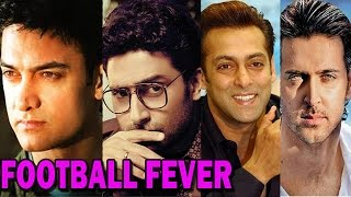 Bollywood star-studded football match! | Bollywood News