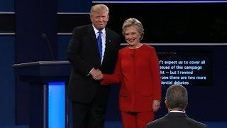 Trump claims debate victory over Clinton - CNN