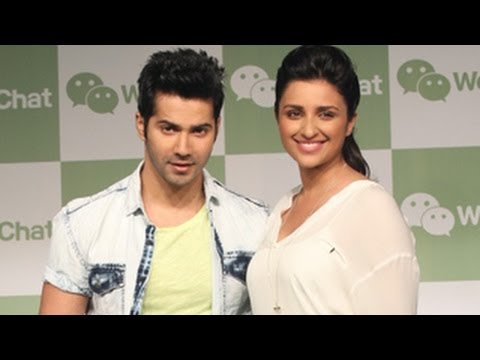 Parineeti Chopra & Varun Dhawan Looks Stunning In Trendy Outfits!