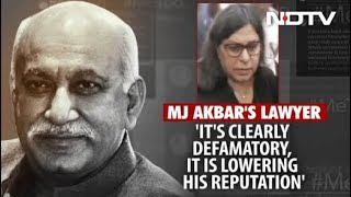 MJ Akbar To Record Statement In Defamation Case On October 31 - NDTV