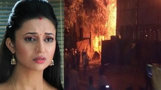 Fire on sets of TV show Yeh Hai Mohabbatein - BOLLYWOODCOUNTRY