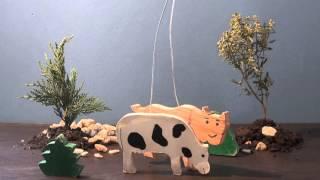 La vaca, más relatos que el dulce de leche.