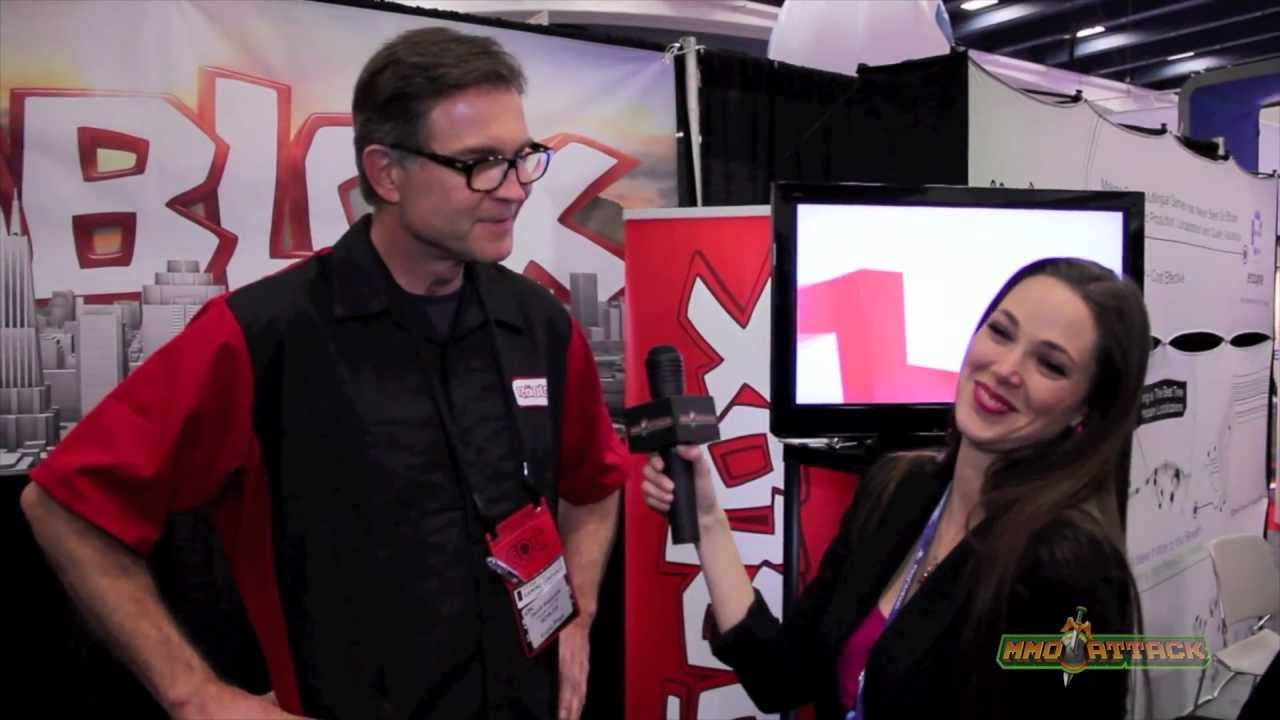 ROBLOX Interview - GDC 2013