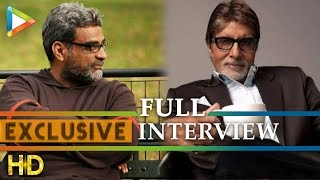 Exclusive: Amitabh Bachchan-R Balki's Full Interview On Shamitabh | Dhanush | 40 Years Of Deewaar - HUNGAMA
