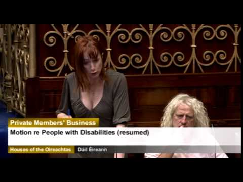 Motion on Disability
