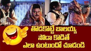 తొడకొట్టే బాలయ్య సోడా కొడితే ఎలా ఉంటుందో చూడండి.. | Telugu Movie Comedy Scenes | NavvulaTV - NAVVULATV