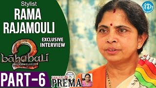 Baahubali Rama Rajamouli Exclusive Interview Part #6 || #WKKB | Dialogue With Prema - IDREAMMOVIES