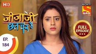 Jijaji Chhat Per Hai - Ep 184 - Full Episode - 21st September, 2018 - SABTV