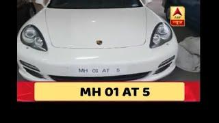 PNB Scam: ED seizes 9 luxury cars of Nirav Modi, all cars bear single digit number - ABPNEWSTV