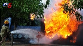 Fireworks Factory Blast | 10 Killed in East Godavari : TV5 News - TV5NEWSCHANNEL