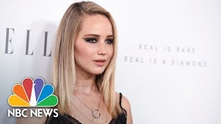 Hollywood Speaks Out Against Sexual Harassment With #MeToo | NBC News - NBCNEWS