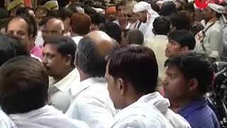 Watch: Congress' Panchkosi yatra in Varanasi - ZEENEWS