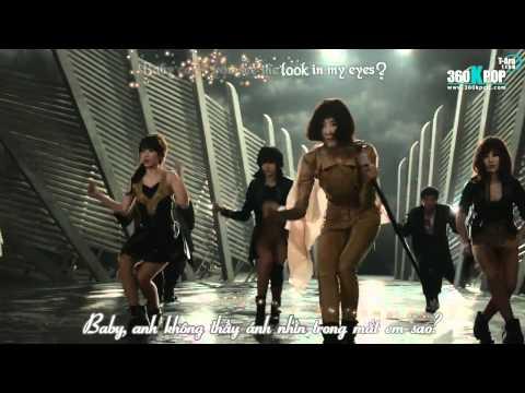 [Vietsub + Kara] T-ara - Cry Cry (Dance Ver.) {T-ara Team @ 360Kpop)