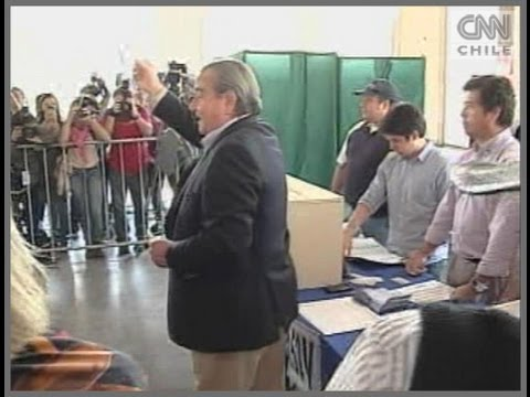 Video de los incidentes en la votacin de Cristin Labb