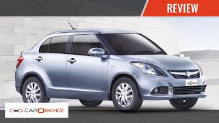 2015 Maruti Suzuki Swift Dzire | Review of Features | CarDekho.com