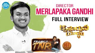 Krishnarjuna Yudham Promotional Interview With Director Merlapaka Gandhi #6 || Frankly With TNR - IDREAMMOVIES