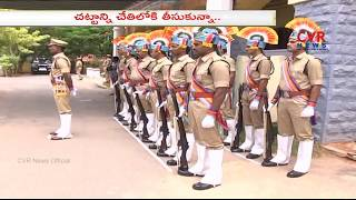 All mines in State will be inspected in 10 days: DGP RP Thakur | Kadapa | CVR News - CVRNEWSOFFICIAL