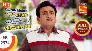 Taarak Mehta Ka Ooltah Chashmah - Ep 2574 - Full Episode - 11th October, 2018 - SABTV