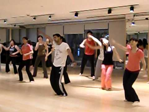 dum dum dum mast hai The bollywood Class of Myoga Master Krish Choreography & Demonstration