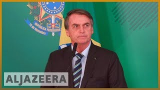 🇧🇷 Bolsonaro in Washington: Brazil's leader on first trip abroad | Al Jazeera English - ALJAZEERAENGLISH